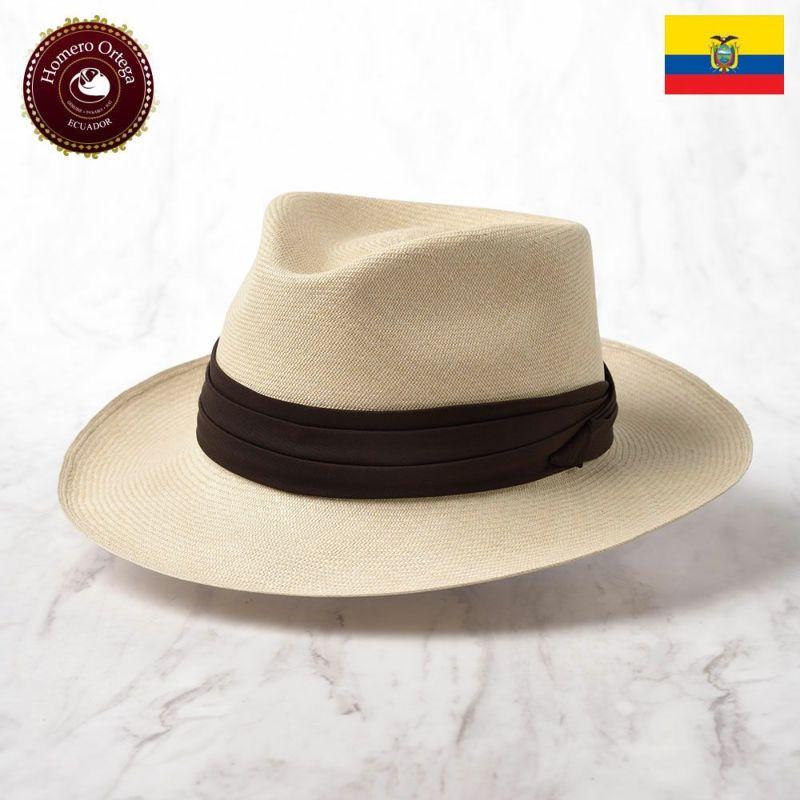 帽子 パナマハット Homero Ortega(オメロオルテガ) MOUSE RIVER 66(マウスリバー 66)ナチュラル