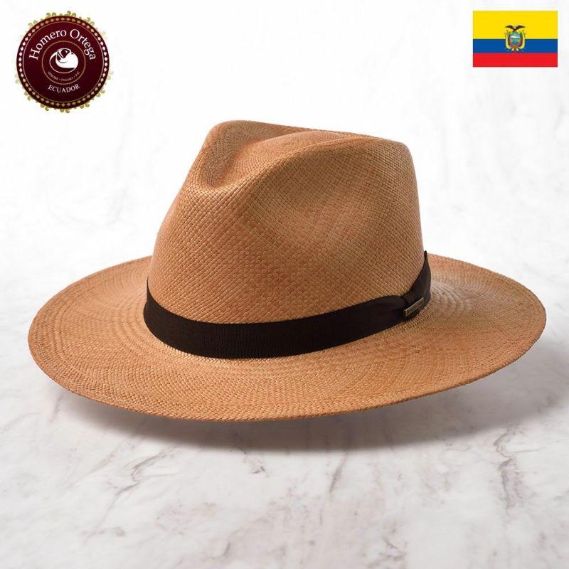 帽子 パナマハット Homero Ortega(オメロオルテガ) Jungla Tostado 668(ジャングル トースタード668)
