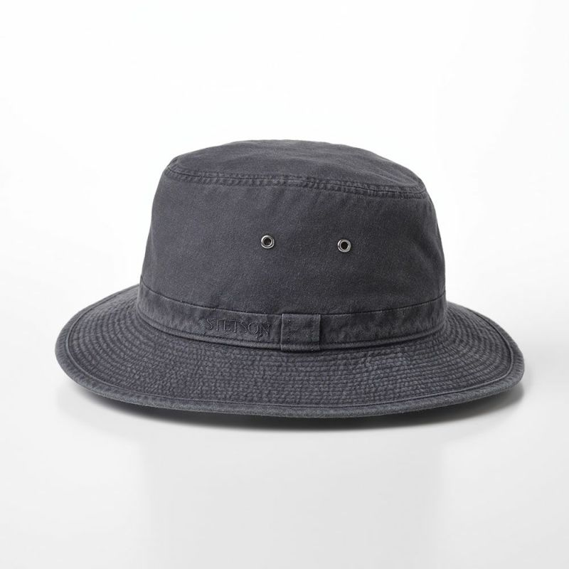 COTTON SAFARI HAT(コットンサファリハット)SE580 ブラック