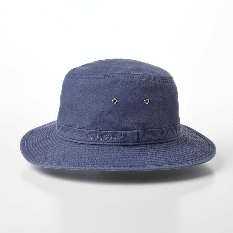 COTTON SAFARI HAT(コットンサファリハット)SE580 ネイビー