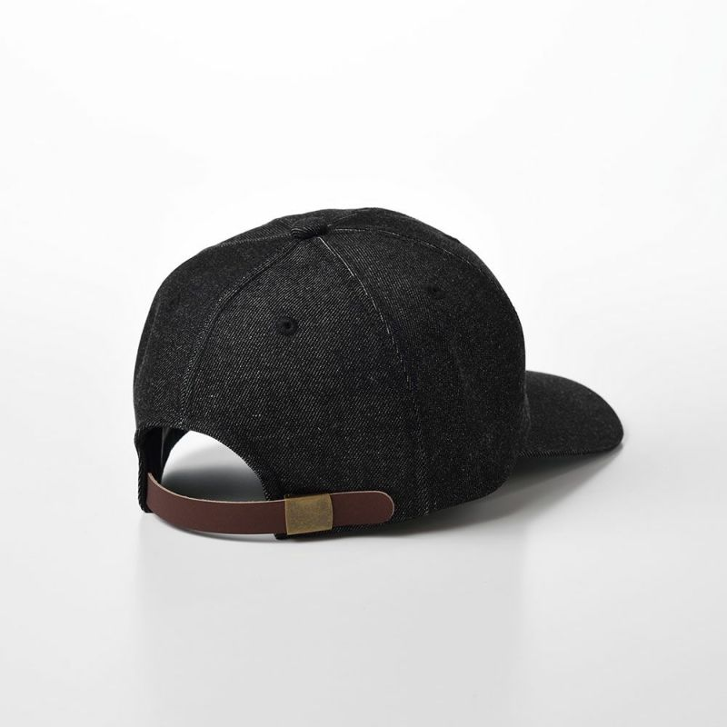 DENIM CAP(デニムキャップ)SE589 ブラック