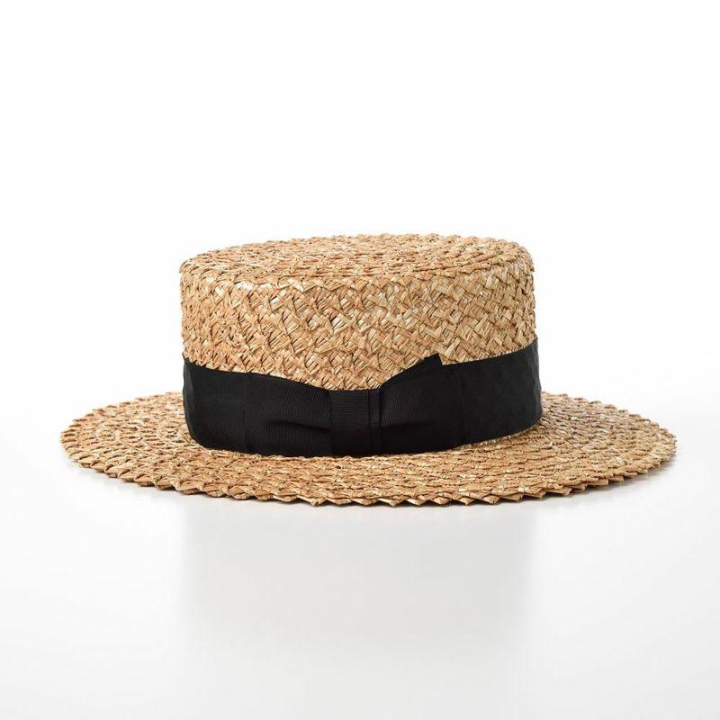 花麦カンカン帽 Saw Braid(ソーブレード)SE599 ナチュラル