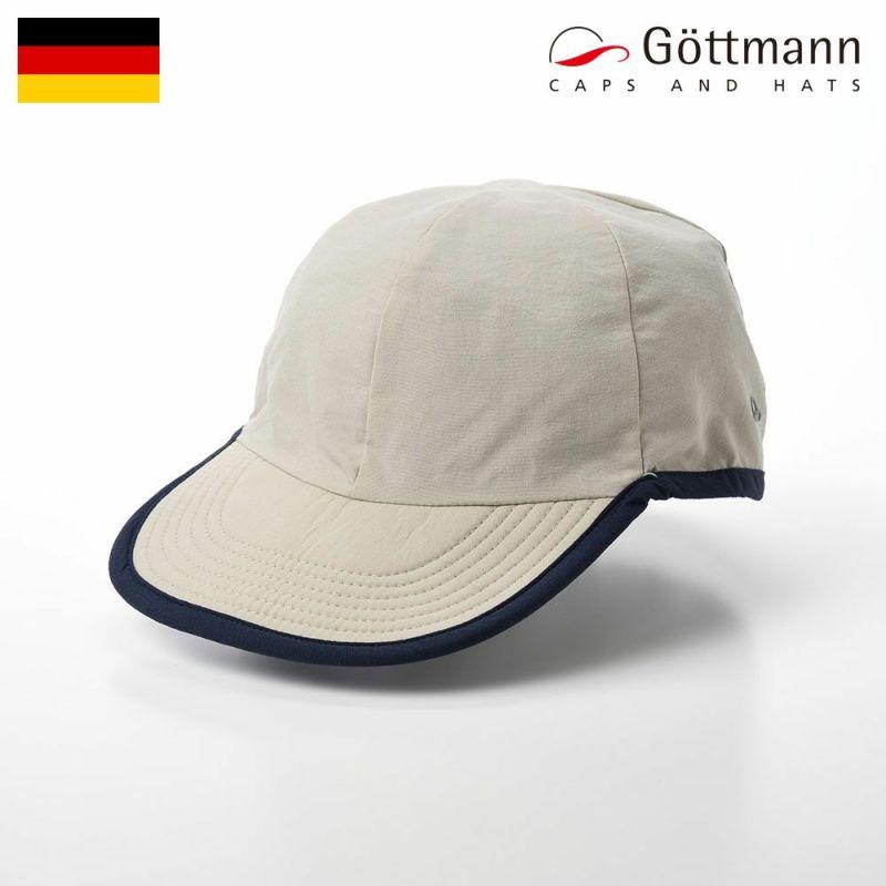 帽子 ハンチング Gottmann(ゴットマン) Pocket Reversible(ポケット リバーシブル) G1715670 ホワイトネイビー