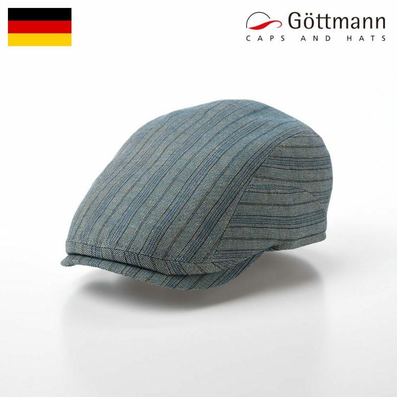 帽子 ハンチング Gottmann(ゴットマン) Richmond Ombre(リッチモンド オンブレ) G2810358 ブルー