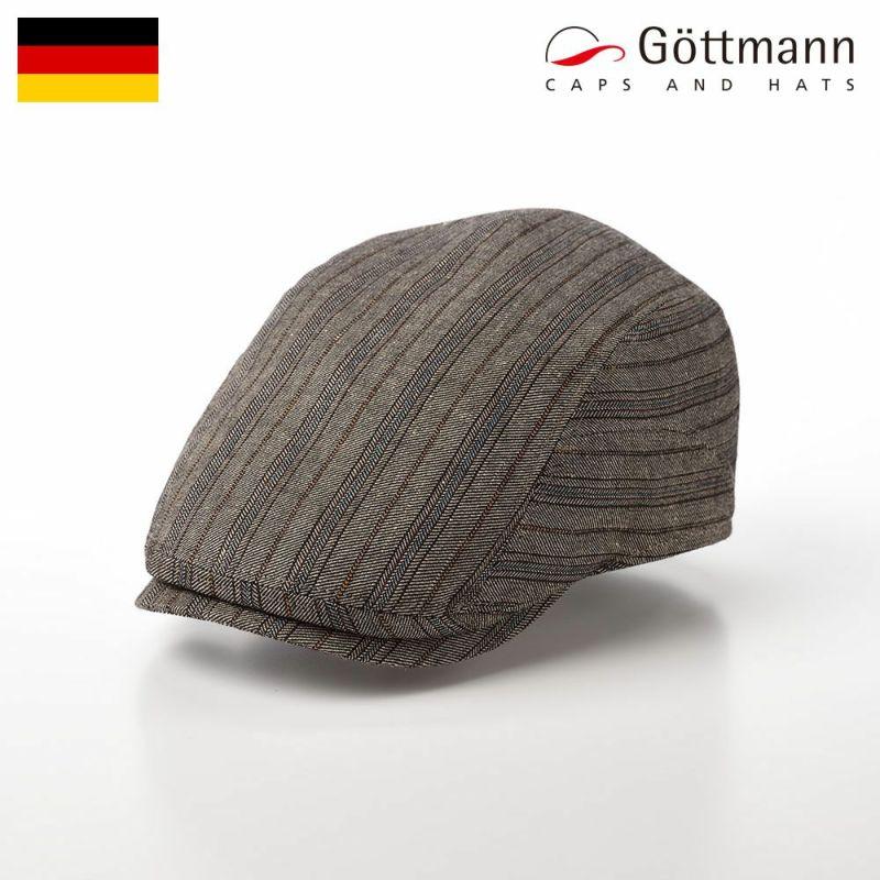 帽子 ハンチング Gottmann(ゴットマン) Richmond Ombre(リッチモンド オンブレ) G2810358 ブラウン