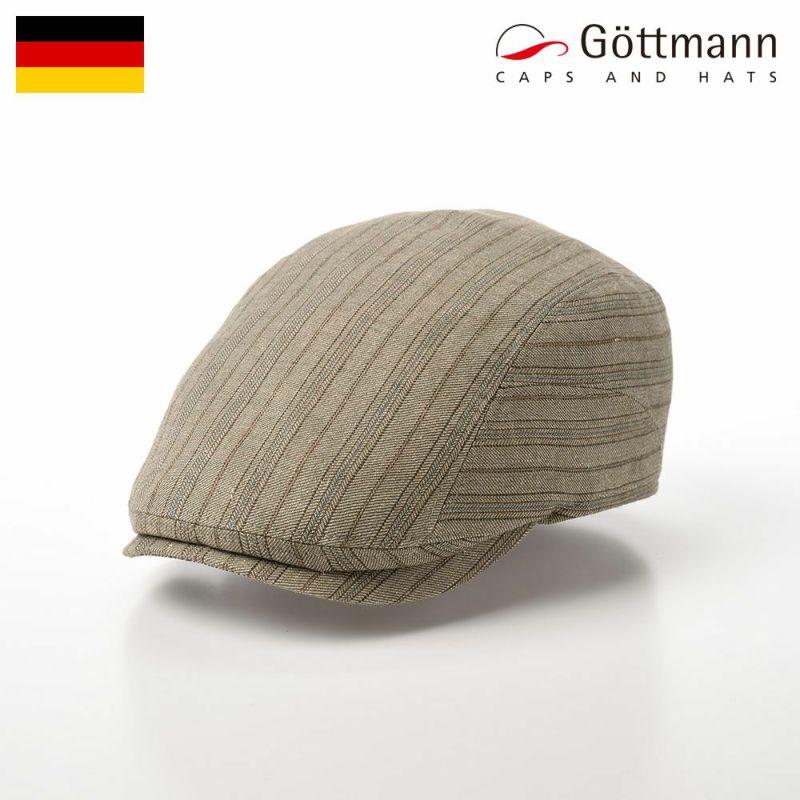 帽子 ハンチング Gottmann(ゴットマン) Richmond Ombre(リッチモンド オンブレ) G2810358 ライトカーキ