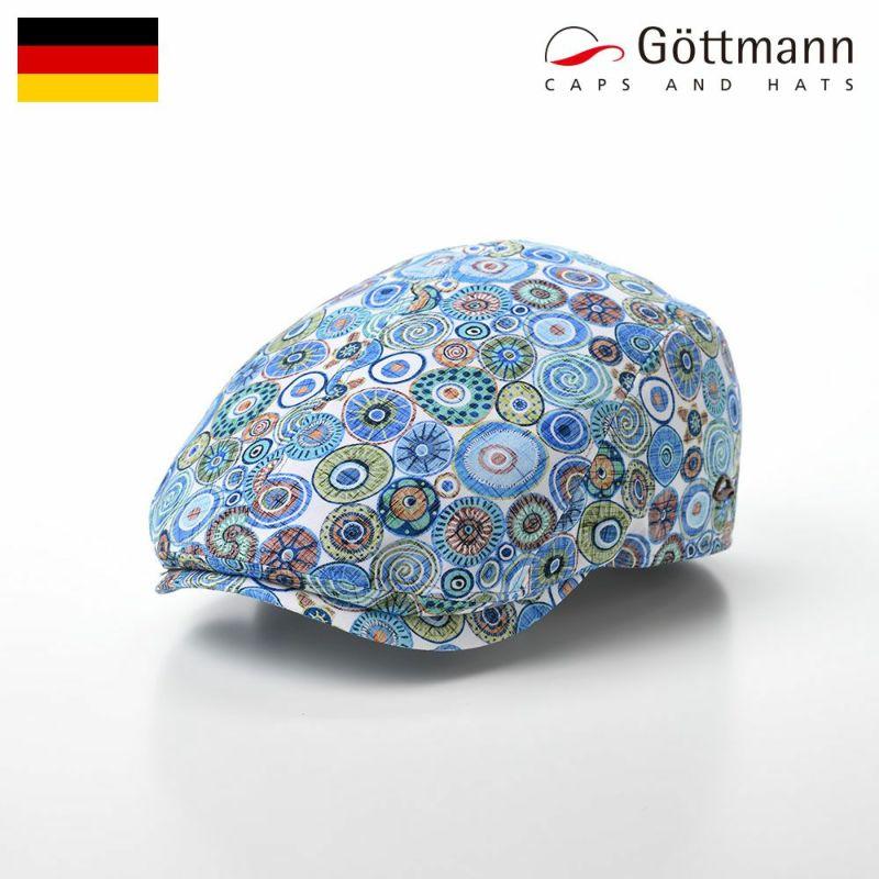 帽子 ハンチング Gottmann(ゴットマン) Jackson Cotton(ジャクソン コットン) G2638405 スカイブルー
