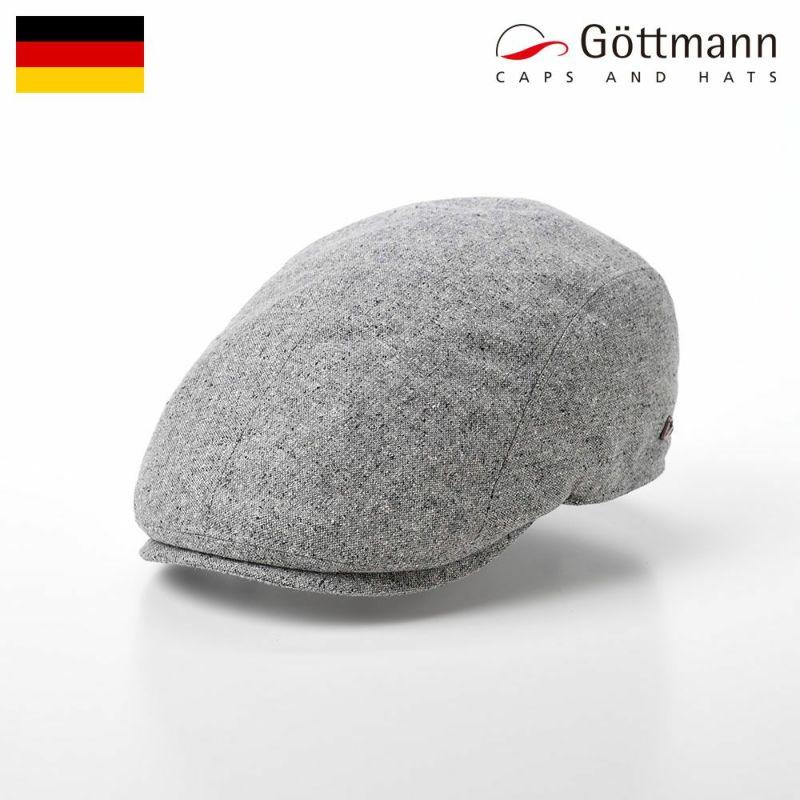 帽子 ハンチング Gottmann(ゴットマン) Jackson Silk(ジャクソン シルク) G2638141 グレー