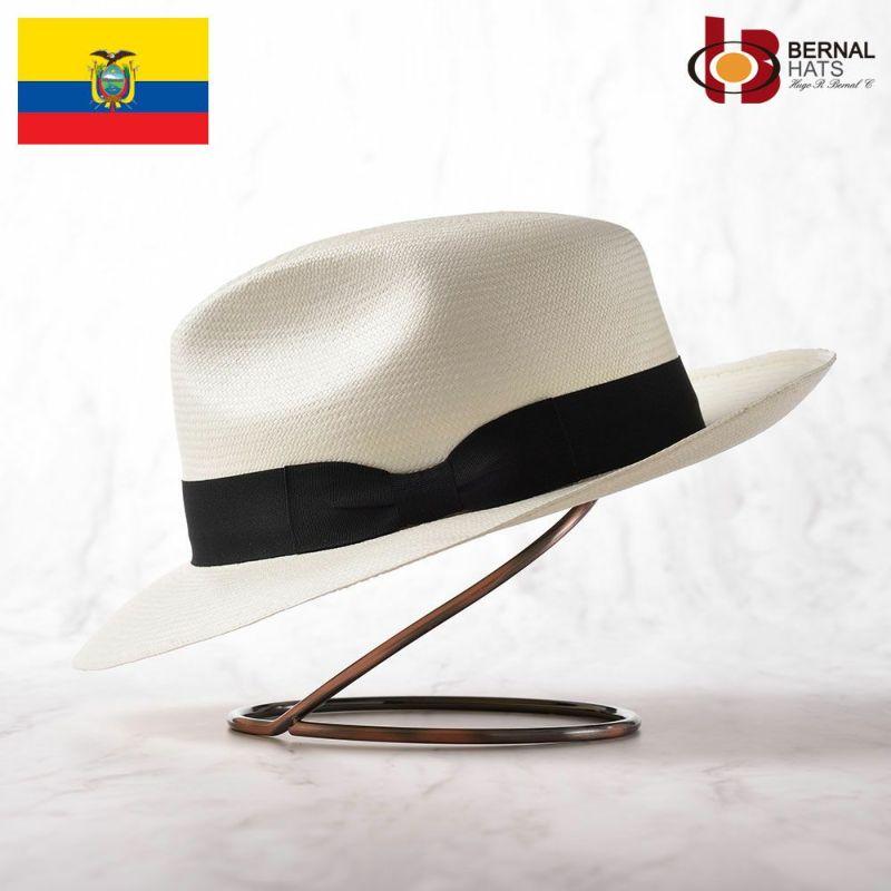 帽子 パナマハット BERNAL(ベルナール) DIOS(ディオス)ホワイト