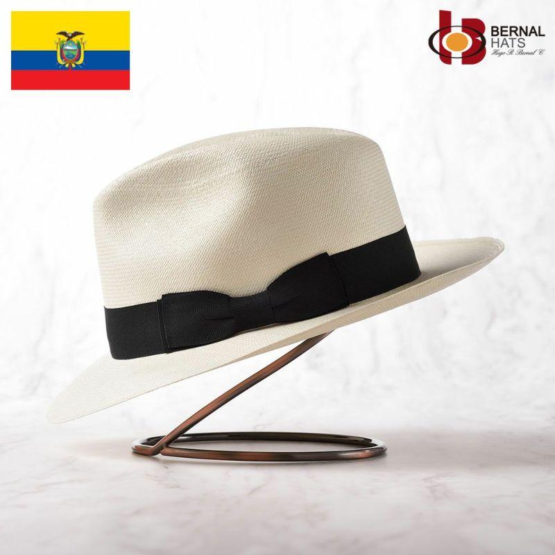 帽子 パナマハット BERNAL(ベルナール) REGALO(レガーロ)ホワイト