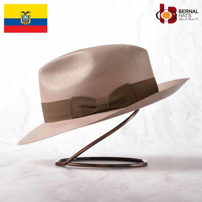 帽子 パナマハット BERNAL(ベルナール) APAGADO(アパガード)カフェモカ
