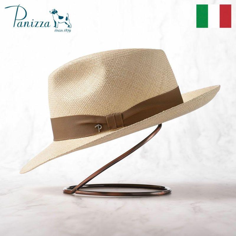 帽子 パナマハット Panizza(パニッツァ) QUITO SPERANZA(キト スペランツァ)ナチュラル