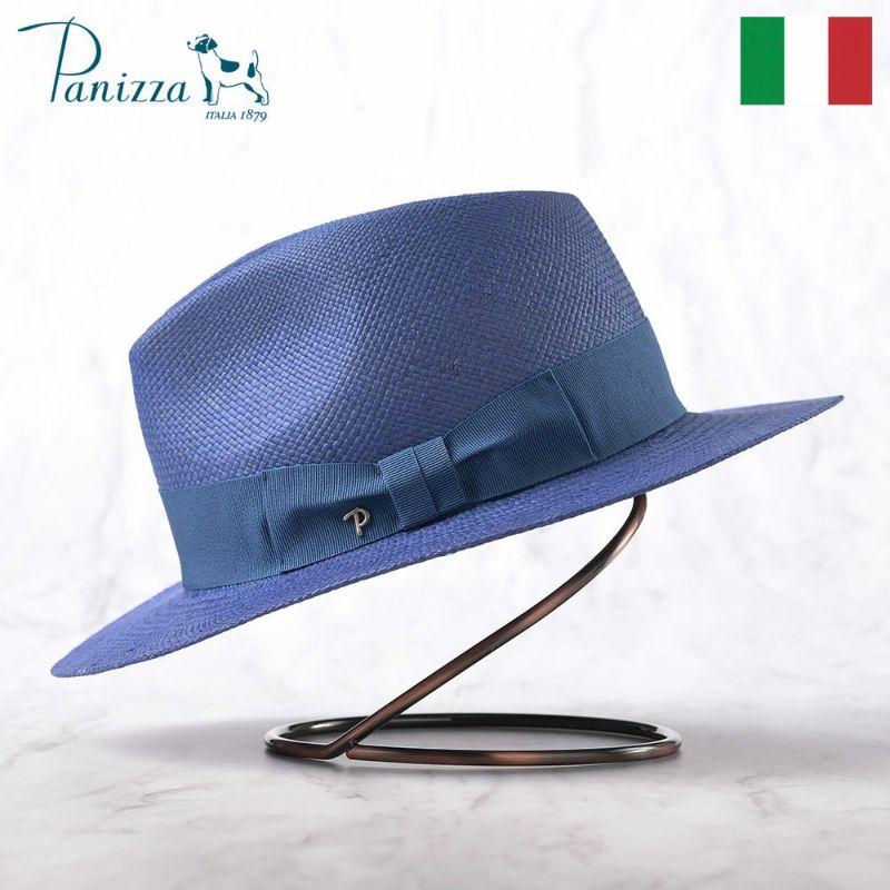 帽子 パナマハット Panizza(パニッツァ) ZAMORA CAPRICE(サモーラ カプリス)ラベンダー