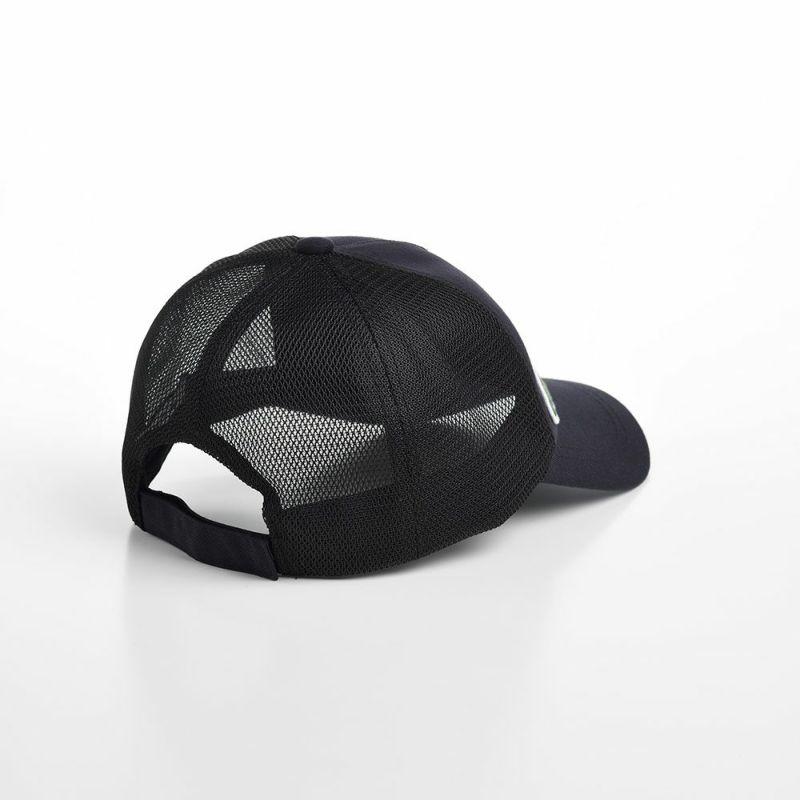 LOGO PATCH MESH CAP(ロゴパッチ メッシュキャップ) L1170 ブラック