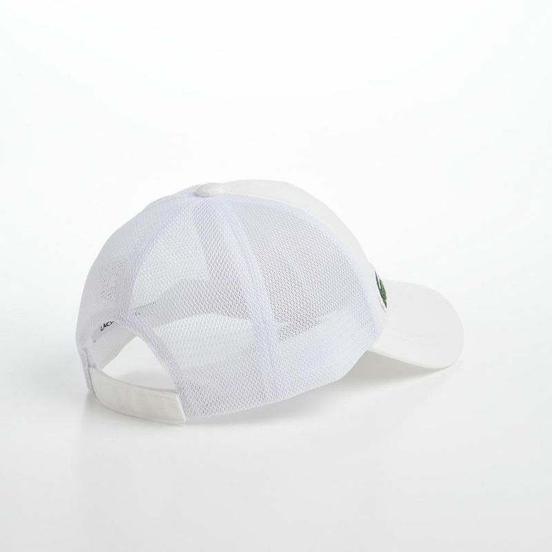 LOGO PATCH MESH CAP(ロゴパッチ メッシュキャップ) L1170 ホワイト