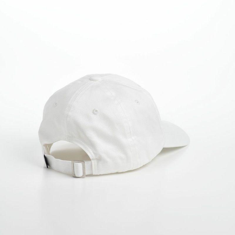 ONE TONE LOGO CAP(ワントーンロゴキャップ) L1180 ホワイト