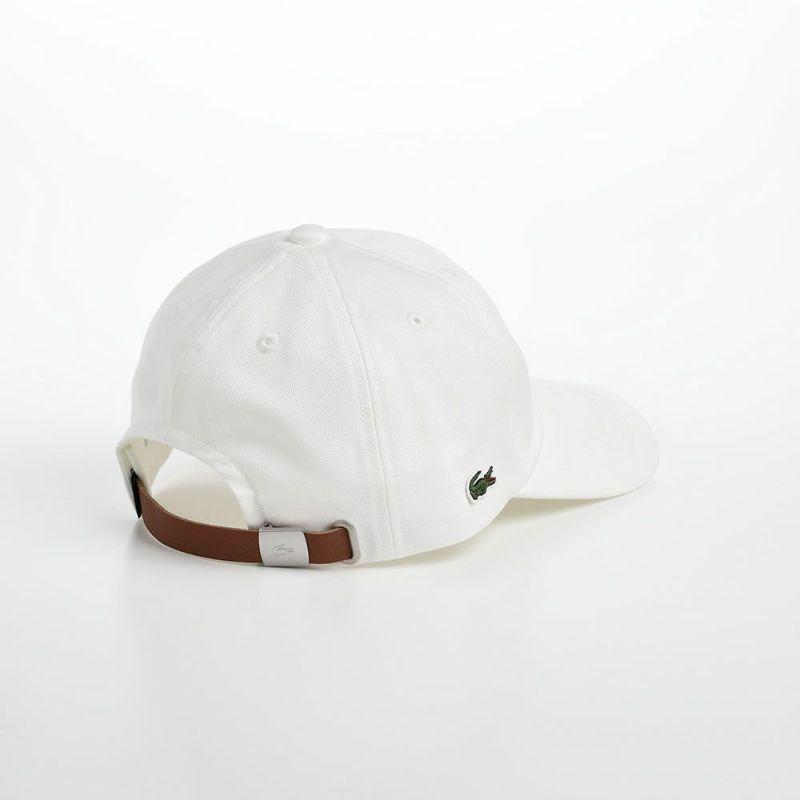 INITIAL APPLIQUE CAP(イニシャルアップリケキャップ) L1182 オフホワイト