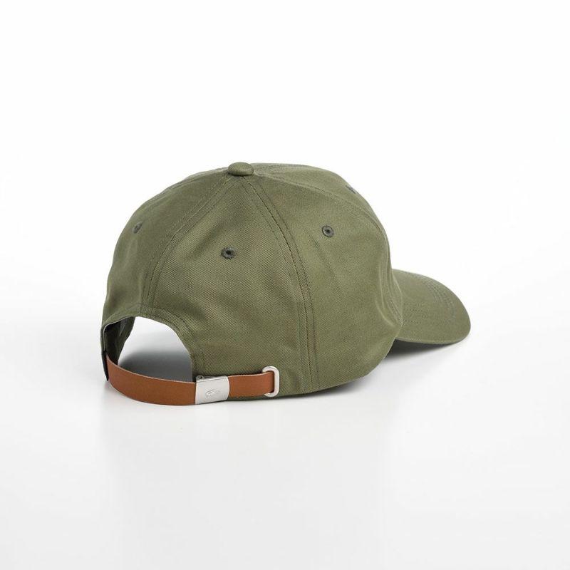 BASIC COTTON CAP(ベーシックコットンキャップ) L1183 カーキ