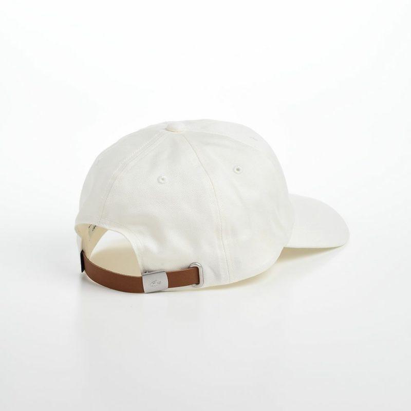 BASIC COTTON CAP(ベーシックコットンキャップ) L1183 オフホワイト