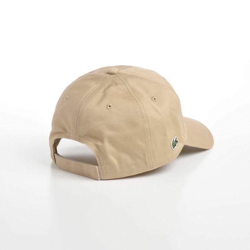 SIDE POINT COTTON CAP(サイドポイント コットンキャップ) L1184 ベージュ