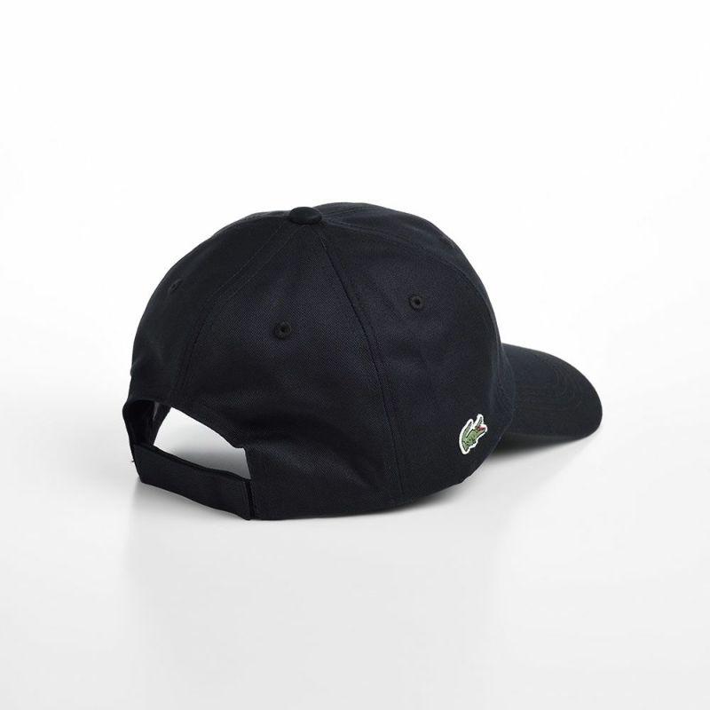 SIDE POINT COTTON CAP(サイドポイント コットンキャップ) L1184 ブラック