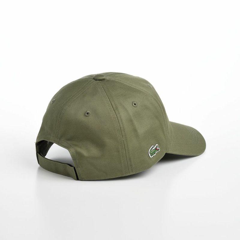 SIDE POINT COTTON CAP(サイドポイント コットンキャップ) L1184 カーキ