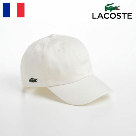 SIDE POINT COTTON CAP(サイドポイント コットンキャップ) L1184 オフホワイト