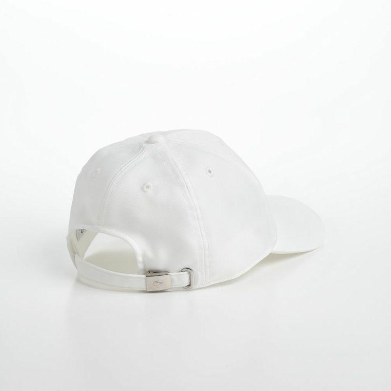 LOGO STITCH TWILL CAP(ロゴステッチ ツイルキャップ) L7080 ホワイト