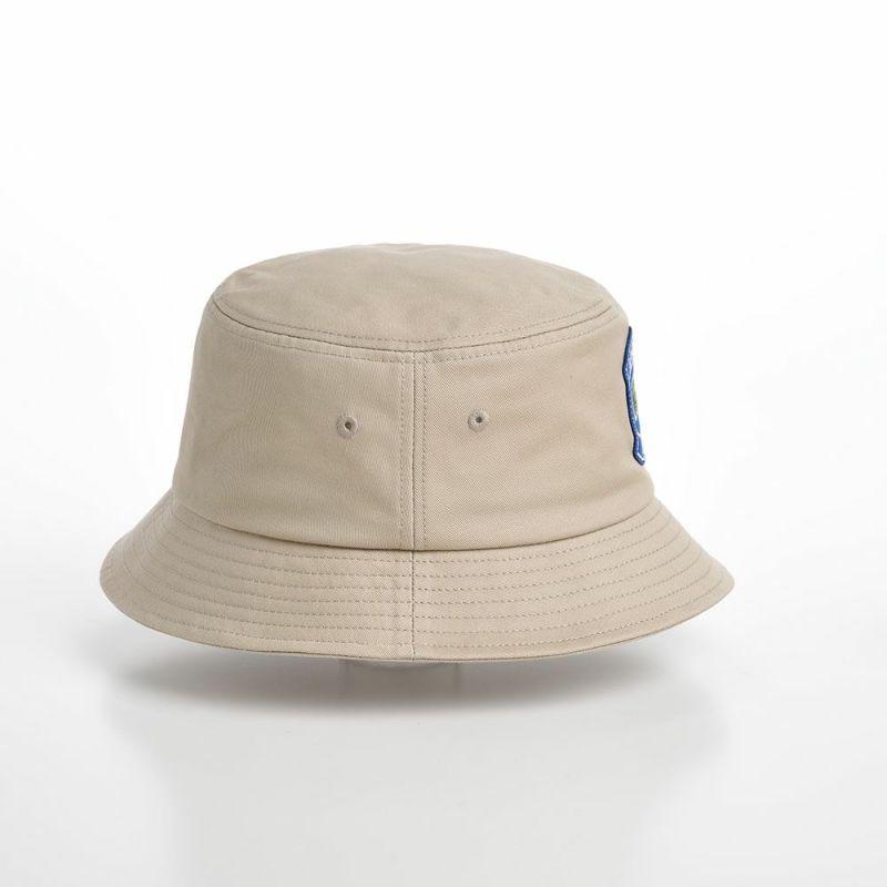 CLUB WAPPEN BUCKET HAT(クラブワッペンバケットハット) L1172 ベージュ