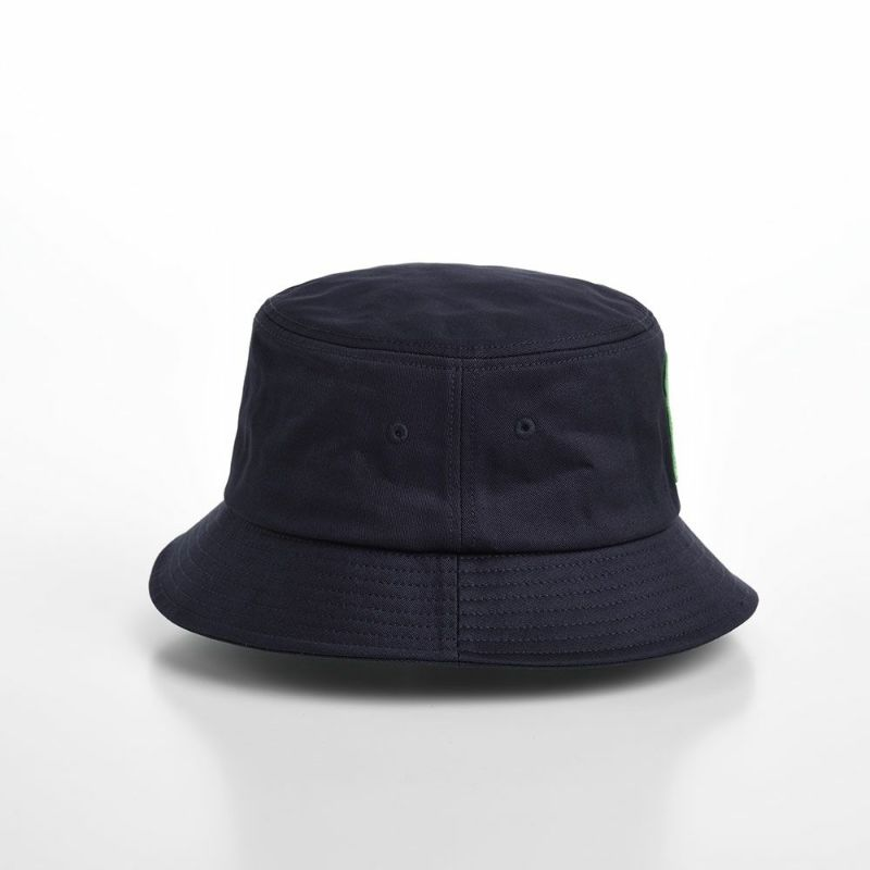 CLUB WAPPEN BUCKET HAT(クラブワッペンバケットハット) L1172 ネイビー
