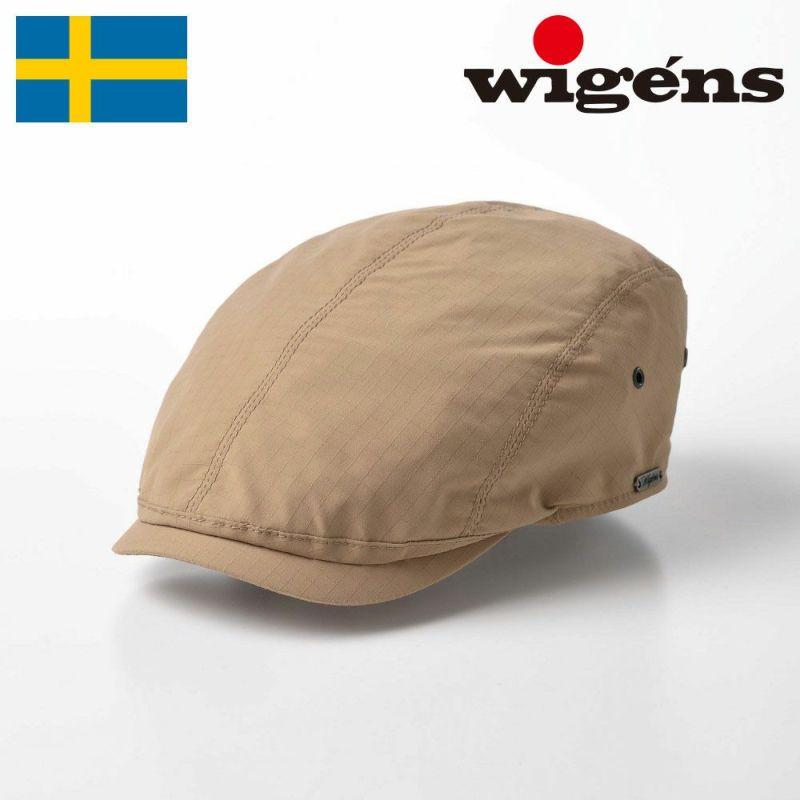 帽子 ハンチング Wigens(ヴィゲーンズ) Ivy Sport Cap(アイビースポーツキャップ)W101597 ベージュ