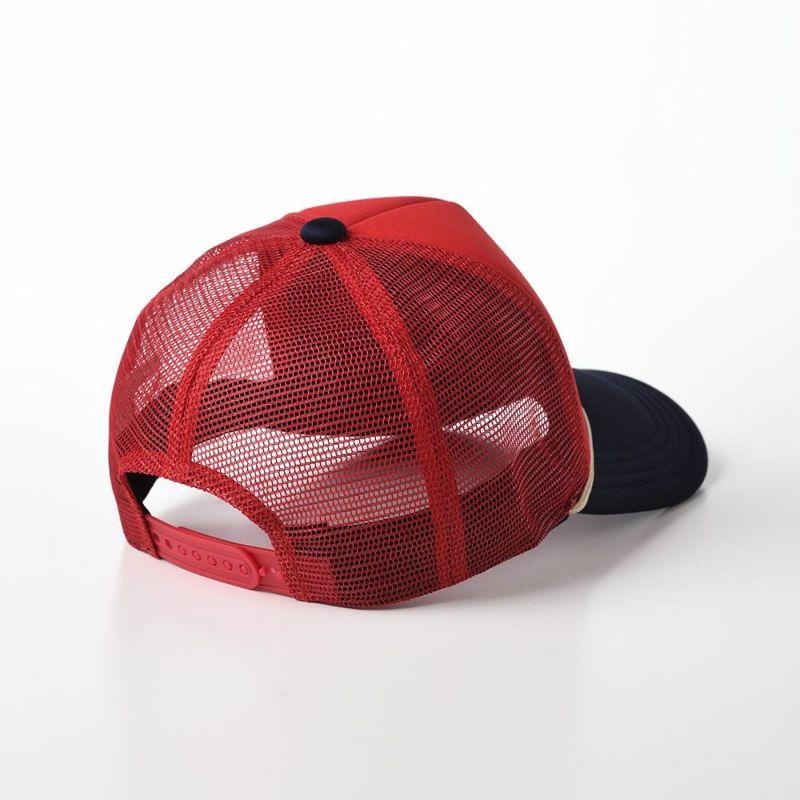 MESH CAP(メッシュキャップ)SE594 レッド