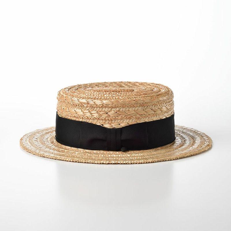 花麦カンカン帽 SE600 ナチュラル