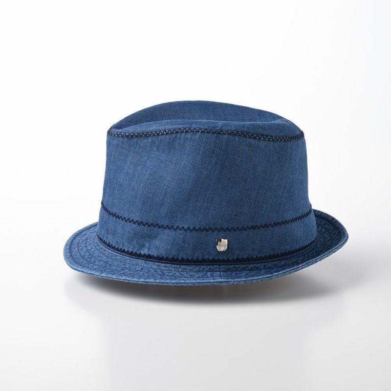 Trilby Cotton(トリルビー コットン) D1477 ブルー