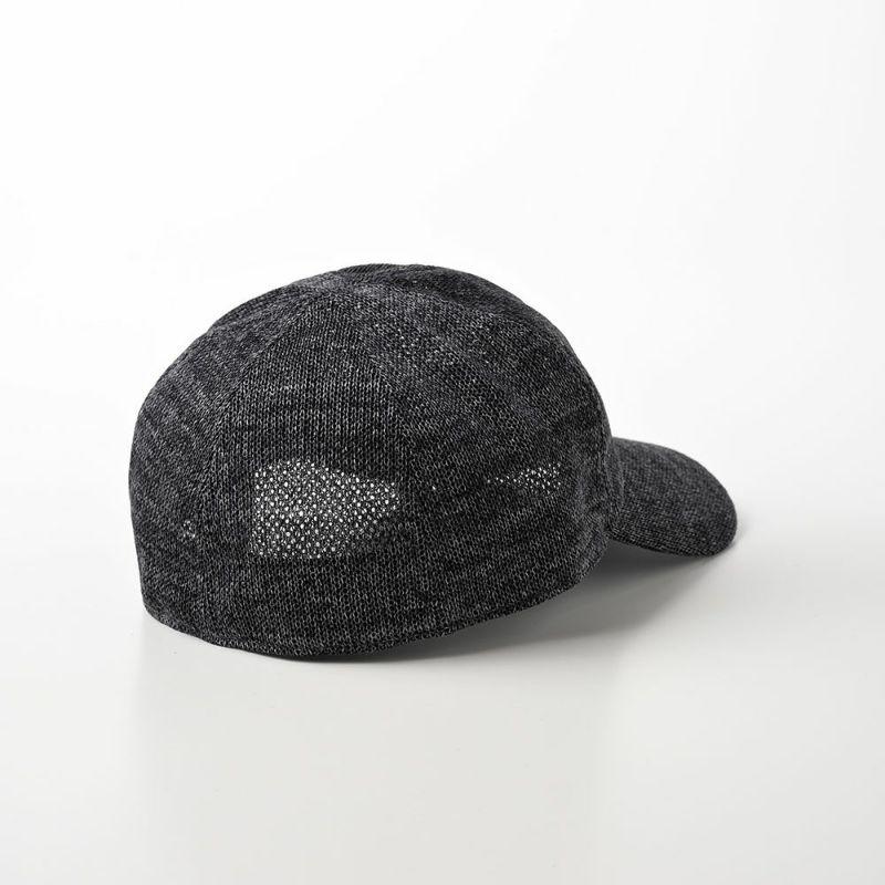 Cap Cotton Knit(キャップ コットンニット) D1578 チャコールグレー