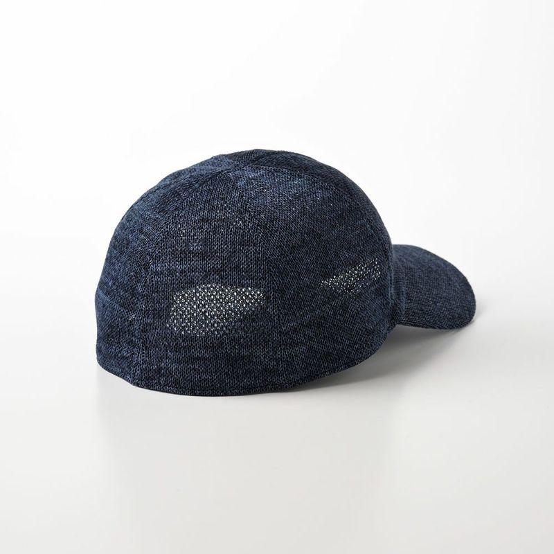 Cap Cotton Knit(キャップ コットンニット) D1578 ネイビー