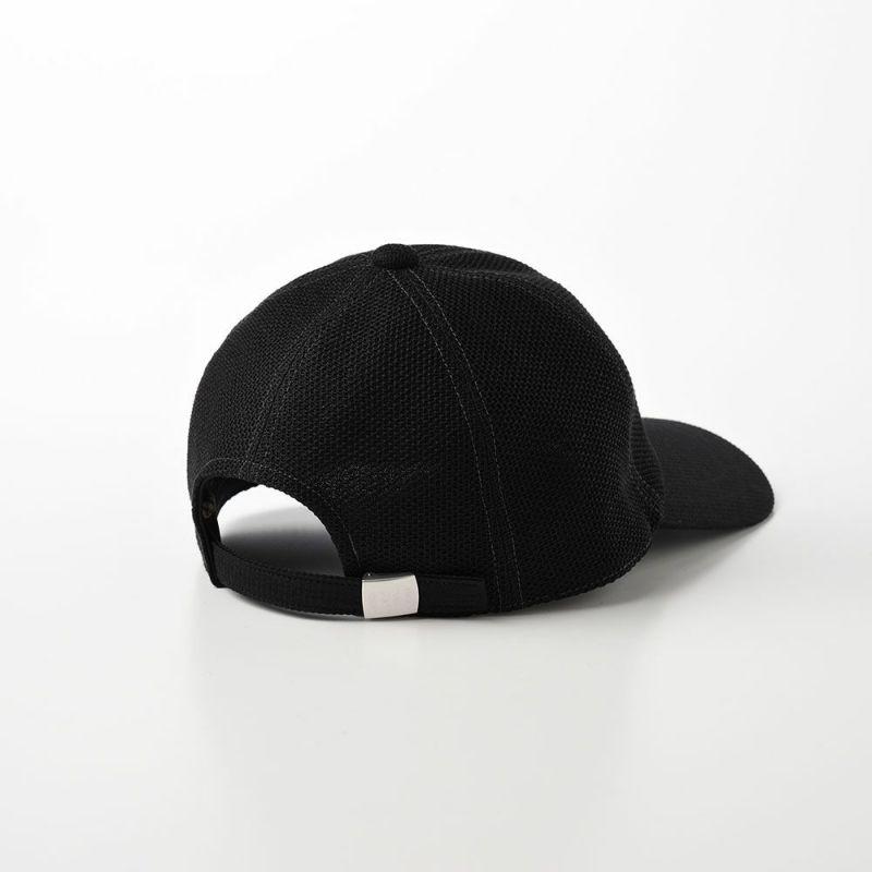 Cap Cool Max(キャップ クールマックス) D1663 ブラック