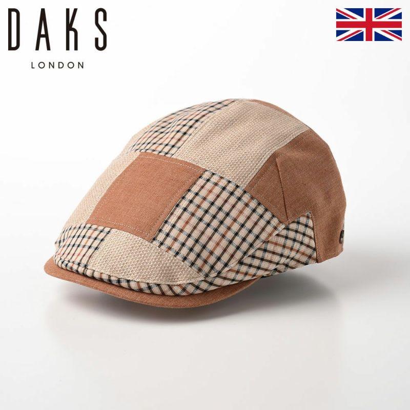 帽子 ハンチング DAKS(ダックス) Hunting Patchwork(ハンチング パッチワーク) D1665 ハウスチェック