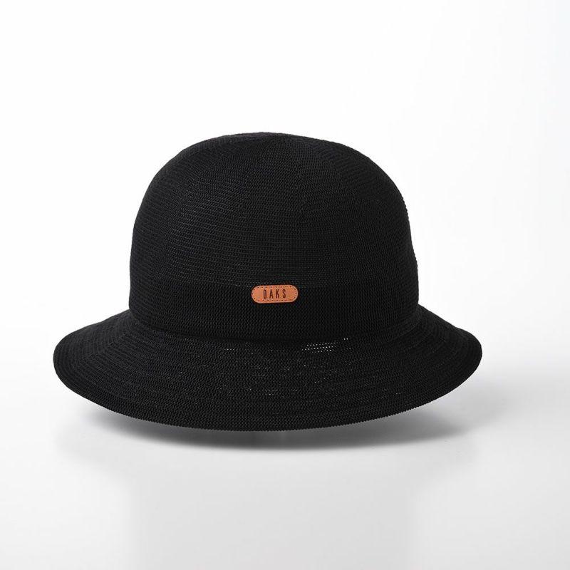 Metro Hat LUSTLE YARN(メトロハット ラスルヤーン) D1679 ブラック