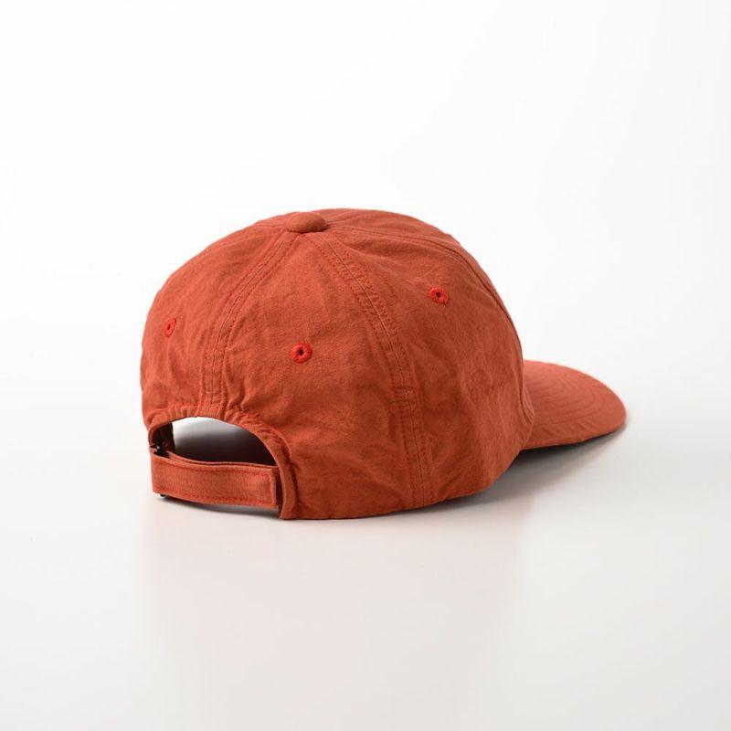 Cap Cotton Washer(キャップ コットンワッシャー) D1695 オレンジ