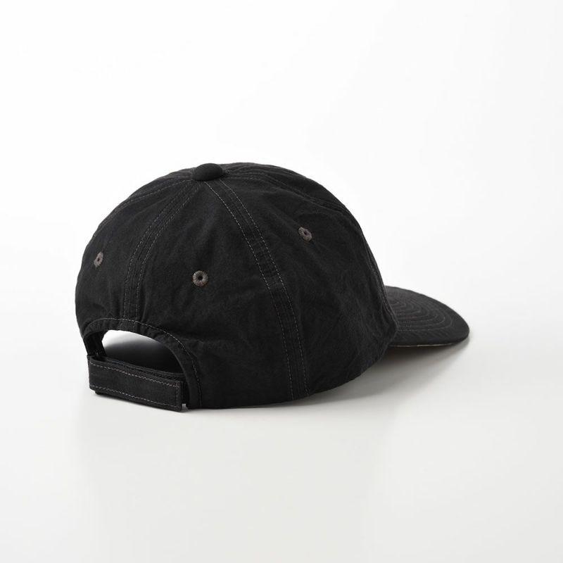 Cap Cotton Washer(キャップ コットンワッシャー) D1695 ブラック