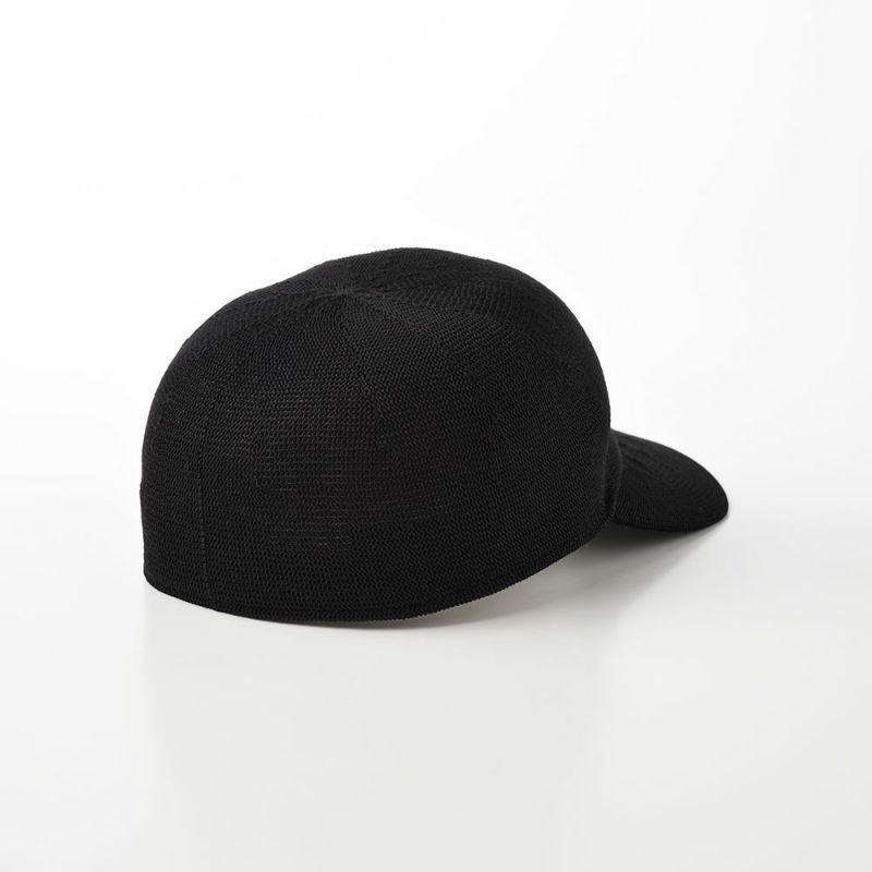 Cap LUSTLE YARN(キャップ ラスルヤーン) D1704 ブラック