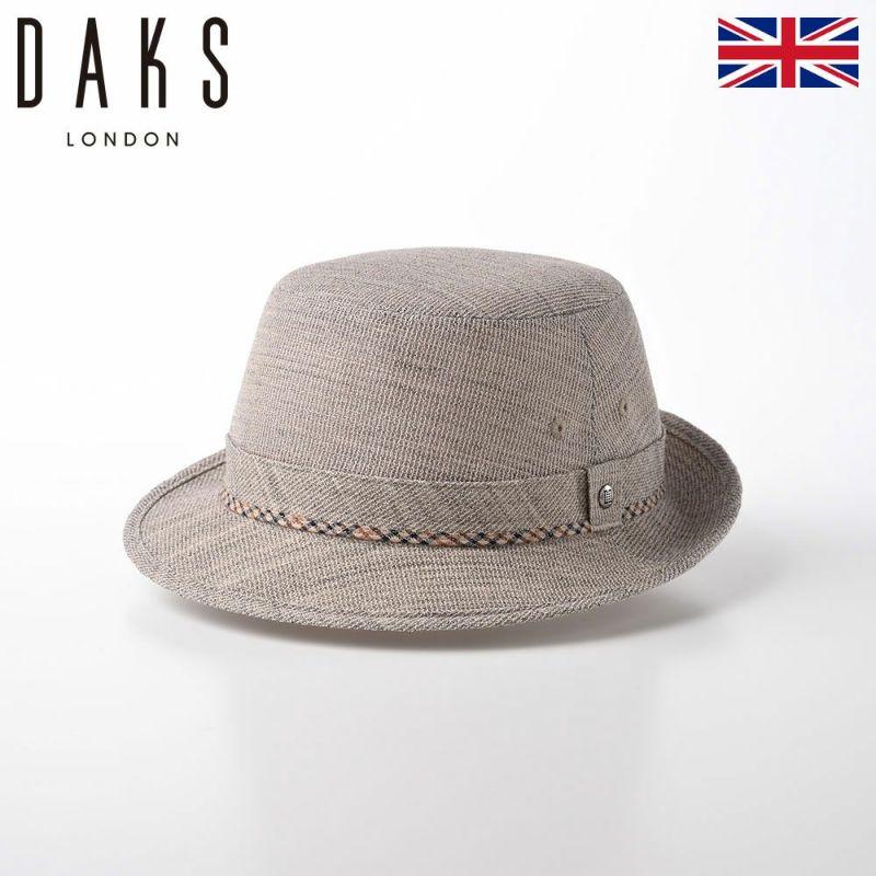 帽子 アルペンハット DAKS(ダックス) Alpen KARAMI Mesh(アルペン カラミメッシュ) D2974 ベージュ