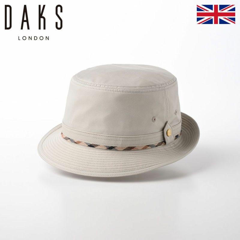 帽子 アルペンハット DAKS(ダックス) Alpen Coat Cloth(アルペン コートクロス) D4304 グレー