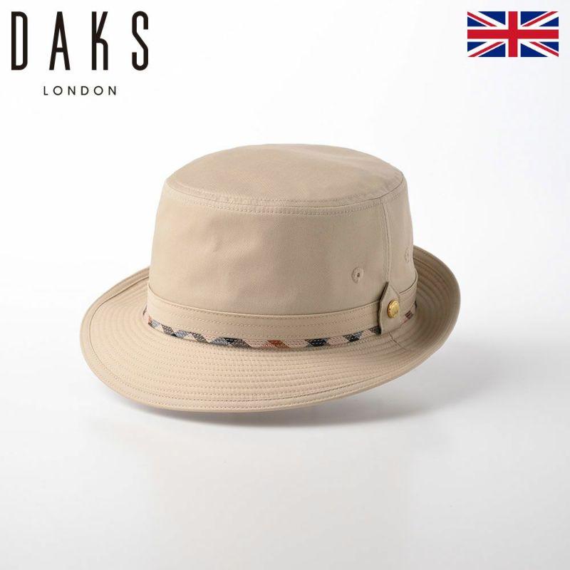 帽子 アルペンハット DAKS(ダックス) Alpen Coat Cloth(アルペン コートクロス) D4304 サンドベージュ