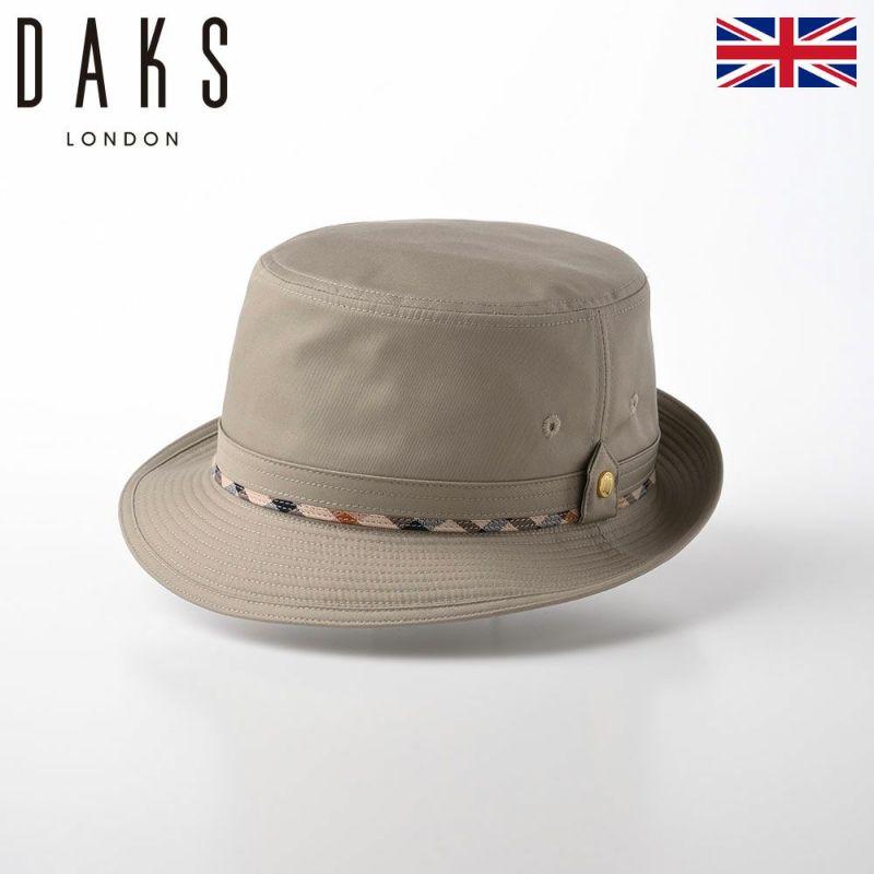 帽子 アルペンハット DAKS(ダックス) Alpen Coat Cloth(アルペン コートクロス) D4304 ベージュ
