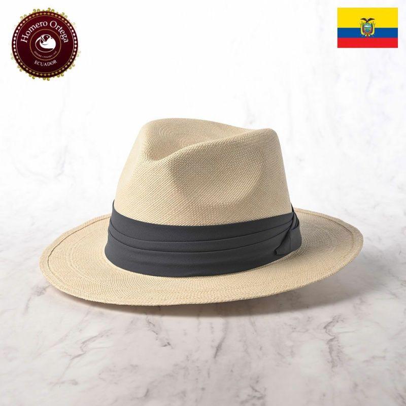 帽子 パナマハット Homero Ortega(オメロオルテガ) JAPAN BRISA(ジャパン ブリサ)ナチュラル