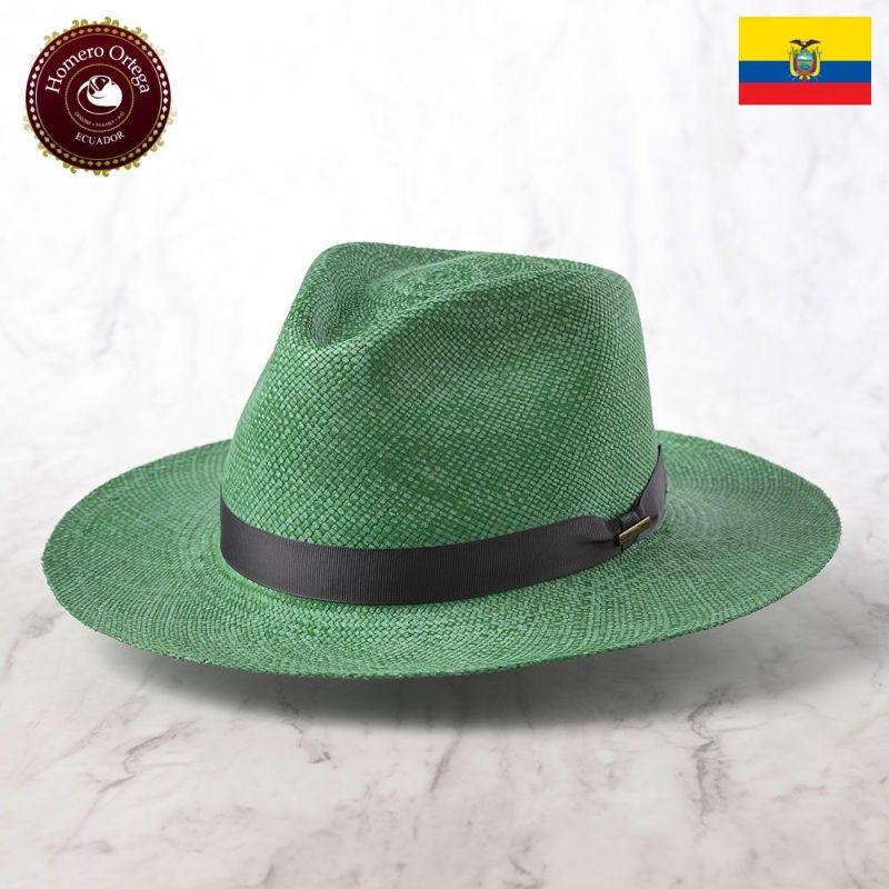 帽子 パナマハット Homero Ortega(オメロオルテガ) Jungla Verde Antique(ジャングル ベルデ アンティーク)