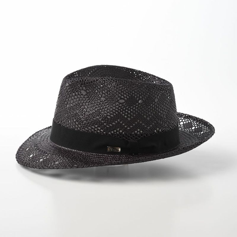 Panama Hat Lace-Up(パナマハット レースアップ) T1903 ブラック