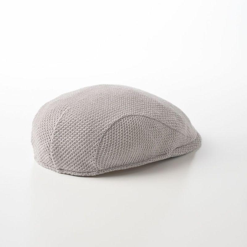 Knit Hunting(ニットハンチング)KX3J017 グレー